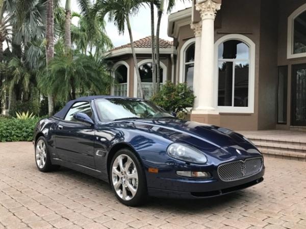 Maserati Spyder 2005 $25990.00 incacar.com