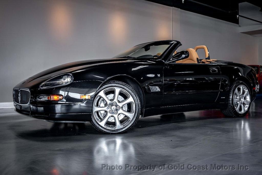 Maserati Spyder 2005 $29900.00 incacar.com