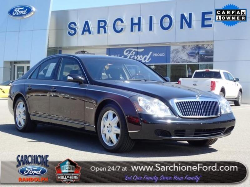 Maybach 57 2004 $55000.00 incacar.com