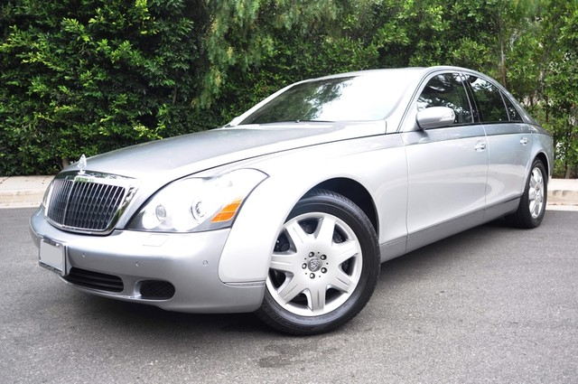 Maybach 57 2004 $81995.00 incacar.com