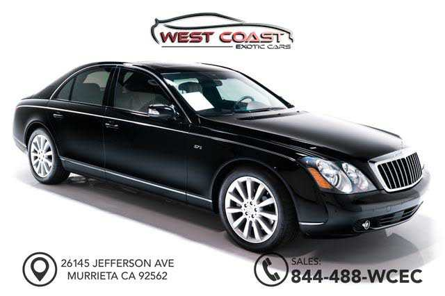 Maybach 57 2006 $89990.00 incacar.com