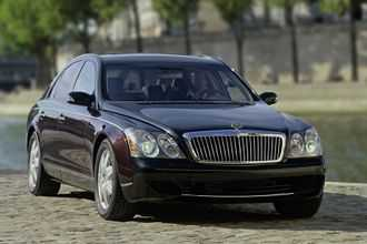 Maybach 57 2009 $97456.00 incacar.com
