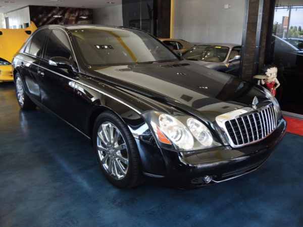 Maybach 57 2009 $94888.00 incacar.com