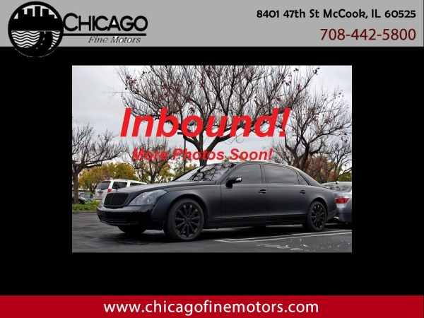 Maybach 62 2005 $79500.00 incacar.com