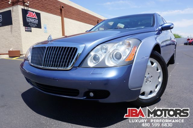 Maybach 62 2005 $107950.00 incacar.com