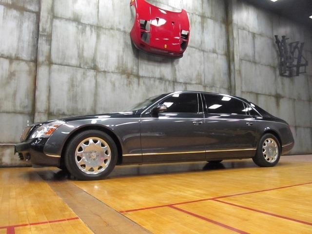 Maybach 62 2007 $114988.00 incacar.com