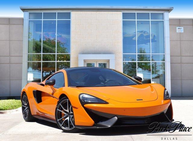 McLaren 570GT 2017 $177900.00 incacar.com