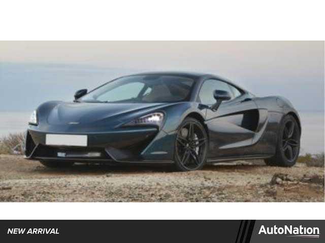 used McLaren 570GT 2017 vin: SBM13GAA8HW002591