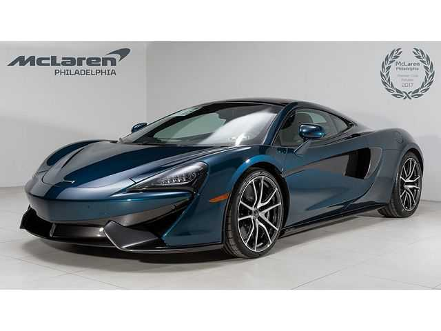 McLaren 570GT 2017 $177795.00 incacar.com