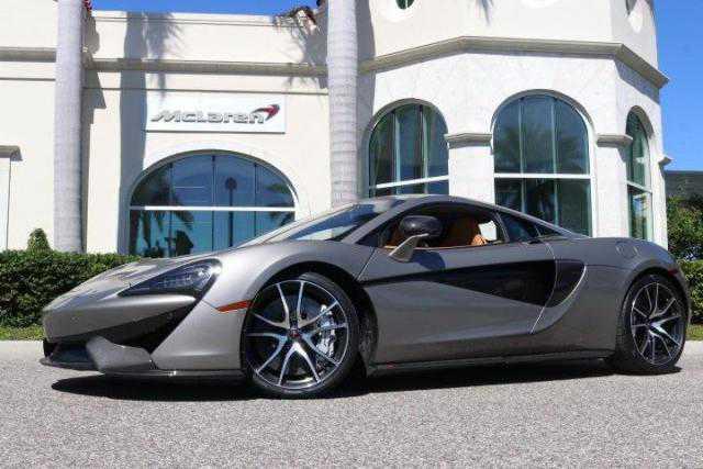 McLaren 570S 2016 $154776.00 incacar.com