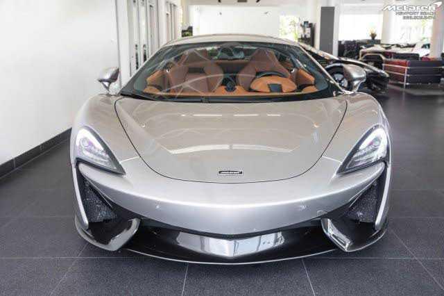 used McLaren 570S 2016 vin: SBM13DAA4GW000740