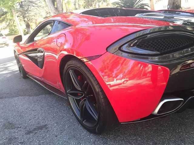 McLaren 570S 2017 $130000.00 incacar.com