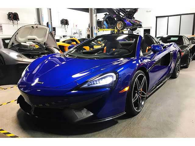 McLaren 570S 2018 $222570.00 incacar.com
