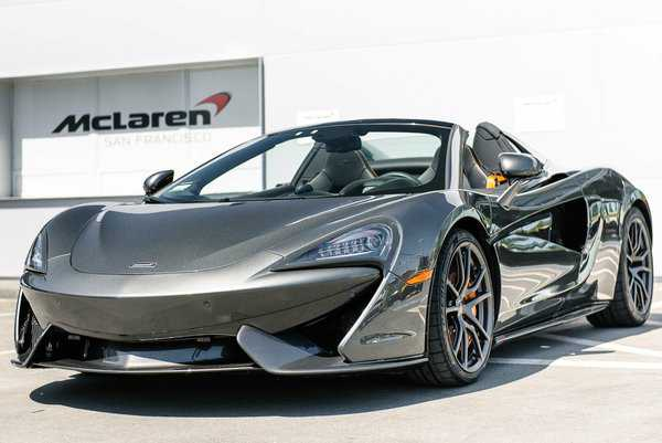 McLaren 570S 2018 $195991.00 incacar.com