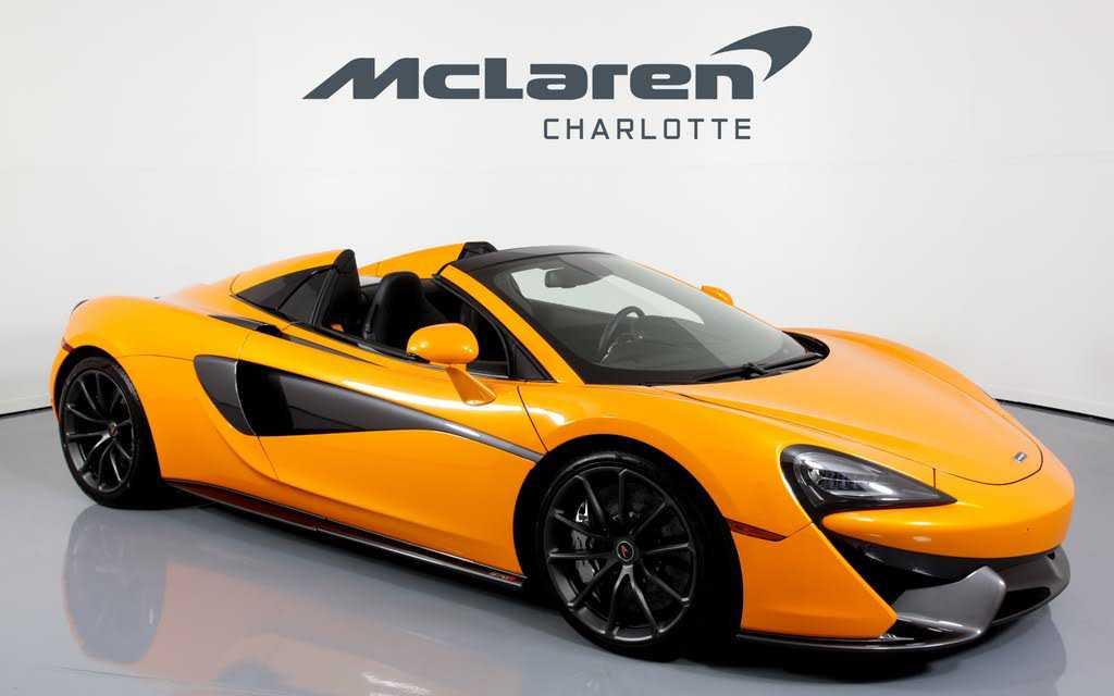 McLaren 570S 2018 $185996.00 incacar.com