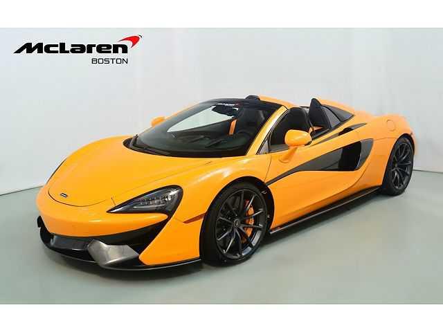 McLaren 570S 2018 $191900.00 incacar.com