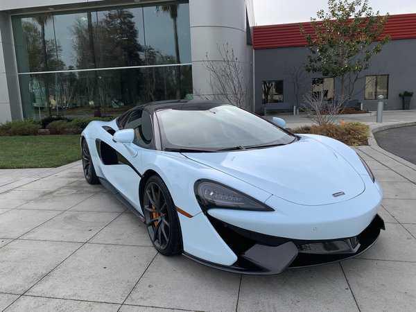 McLaren 570S 2018 $228000.00 incacar.com