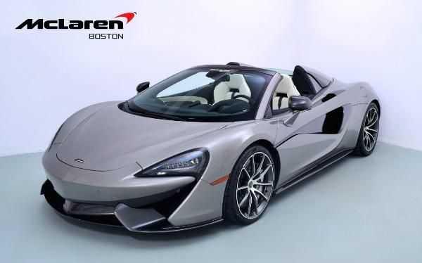 McLaren 570S 2018 $195900.00 incacar.com