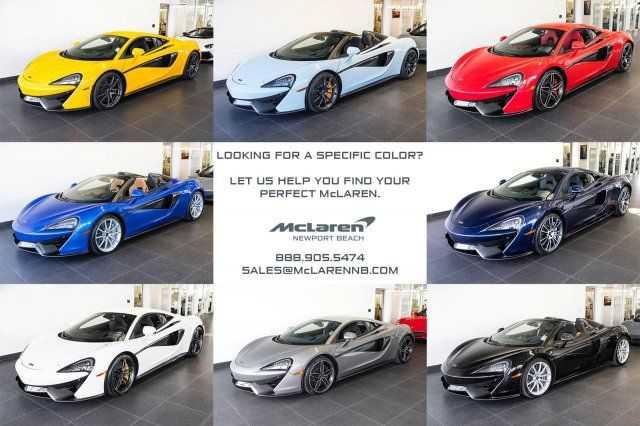 McLaren 570S 2019 $209830.00 incacar.com