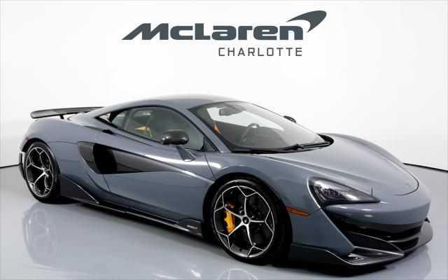 McLaren 600LT 2019 $276410.00 incacar.com