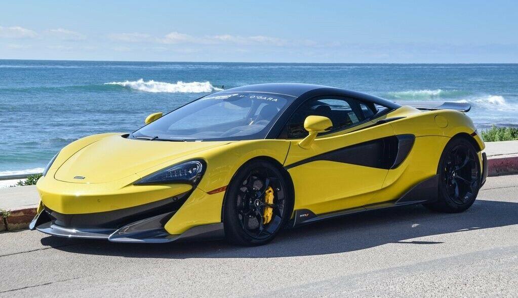 McLaren 600LT 2019 $292888.00 incacar.com