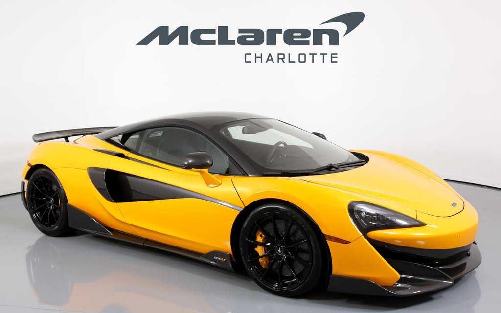 McLaren 600LT 2019 $277620.00 incacar.com
