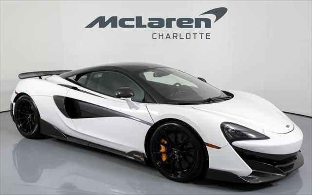 McLaren 600LT 2019 $277290.00 incacar.com