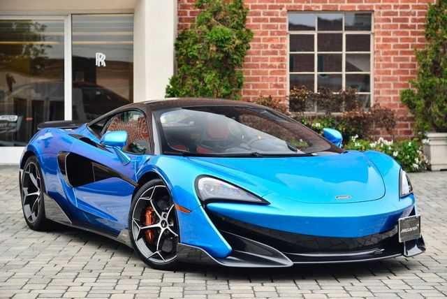 McLaren 600LT 2019 $296110.00 incacar.com