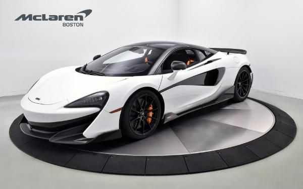 McLaren 600LT 2019 $299976.00 incacar.com