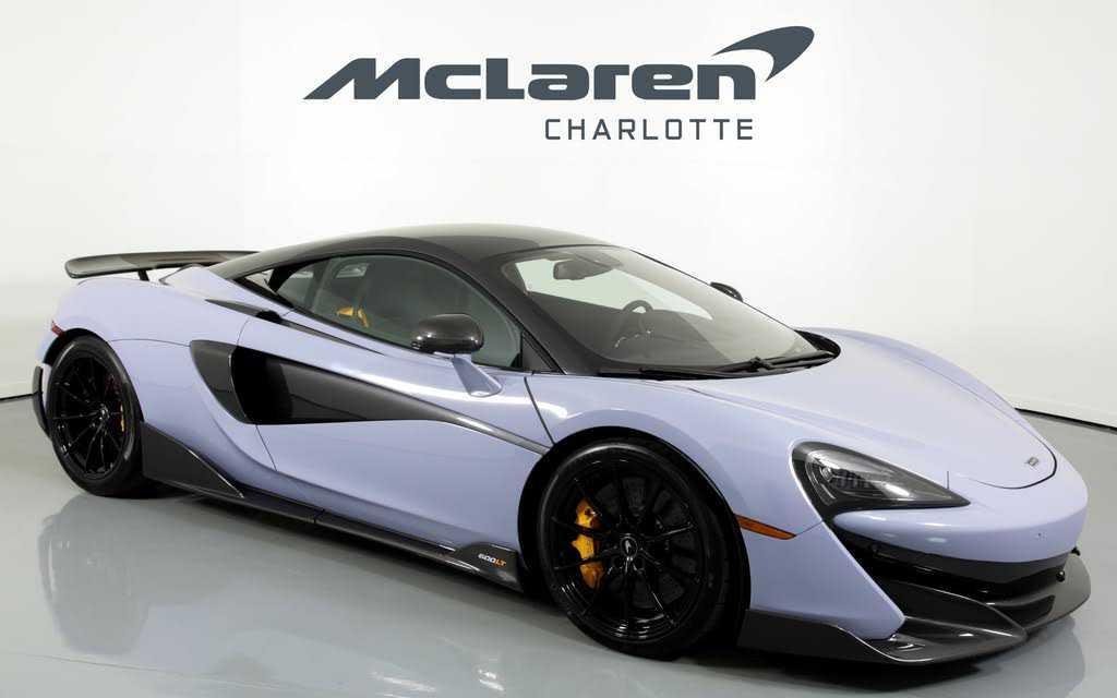 McLaren 600LT 2019 $281470.00 incacar.com