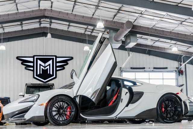 McLaren 600LT 2019 $249888.00 incacar.com