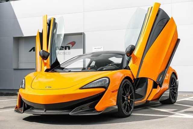McLaren 600LT 2019 $291920.00 incacar.com