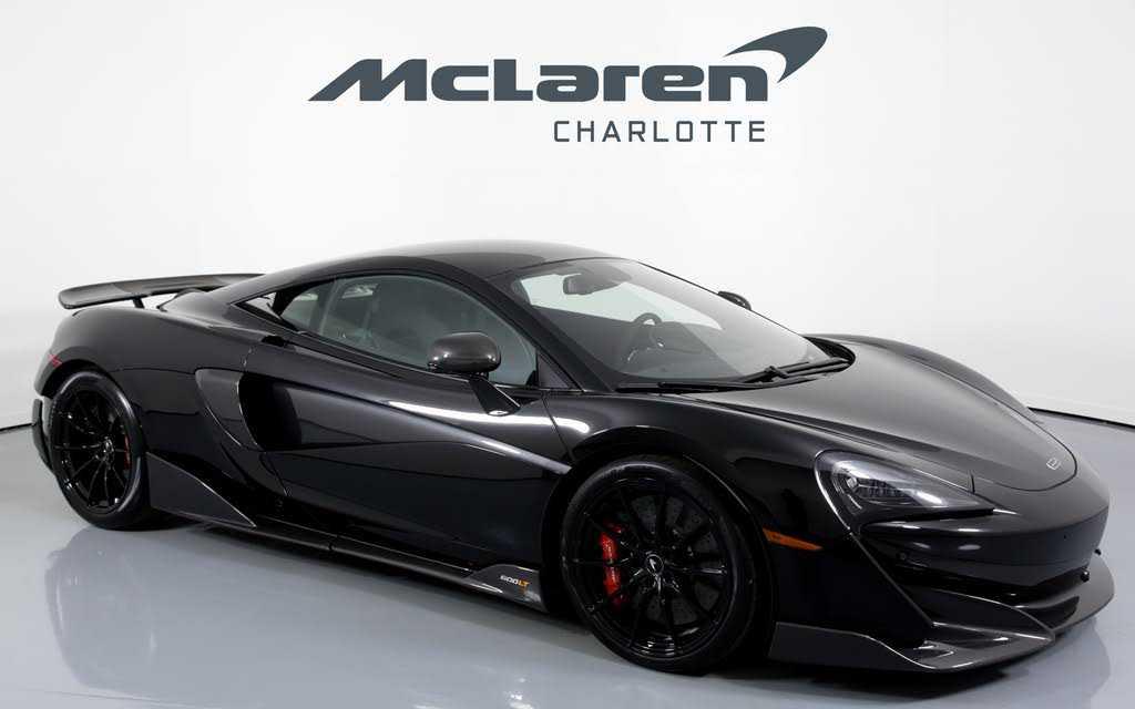 McLaren 600LT 2019 $274640.00 incacar.com