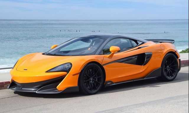 McLaren 600LT 2019 $294930.00 incacar.com