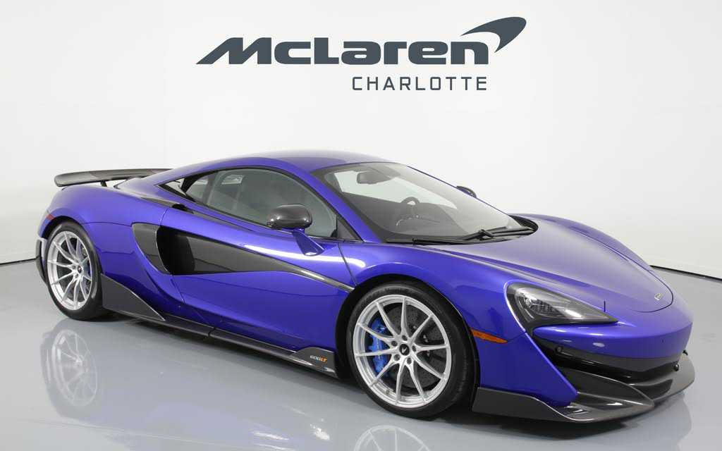 McLaren 600LT 2019 $290050.00 incacar.com