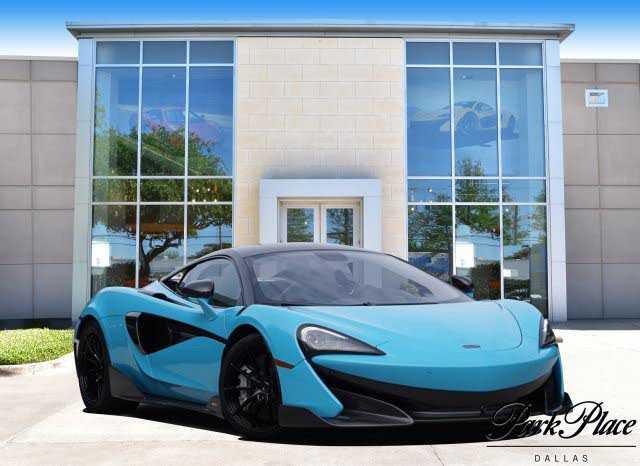 McLaren 600LT 2019 $314900.00 incacar.com