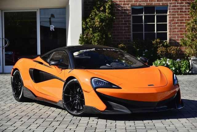 McLaren 600LT 2019 $319330.00 incacar.com
