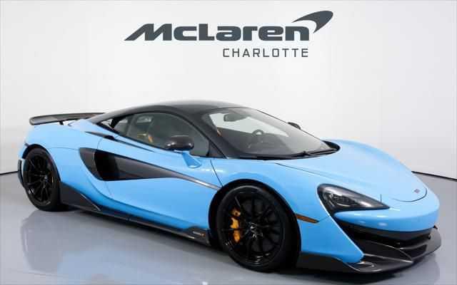 McLaren 600LT 2019 $289532.00 incacar.com