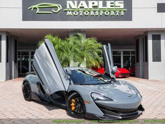 McLaren 600LT 2019 $279995.00 incacar.com