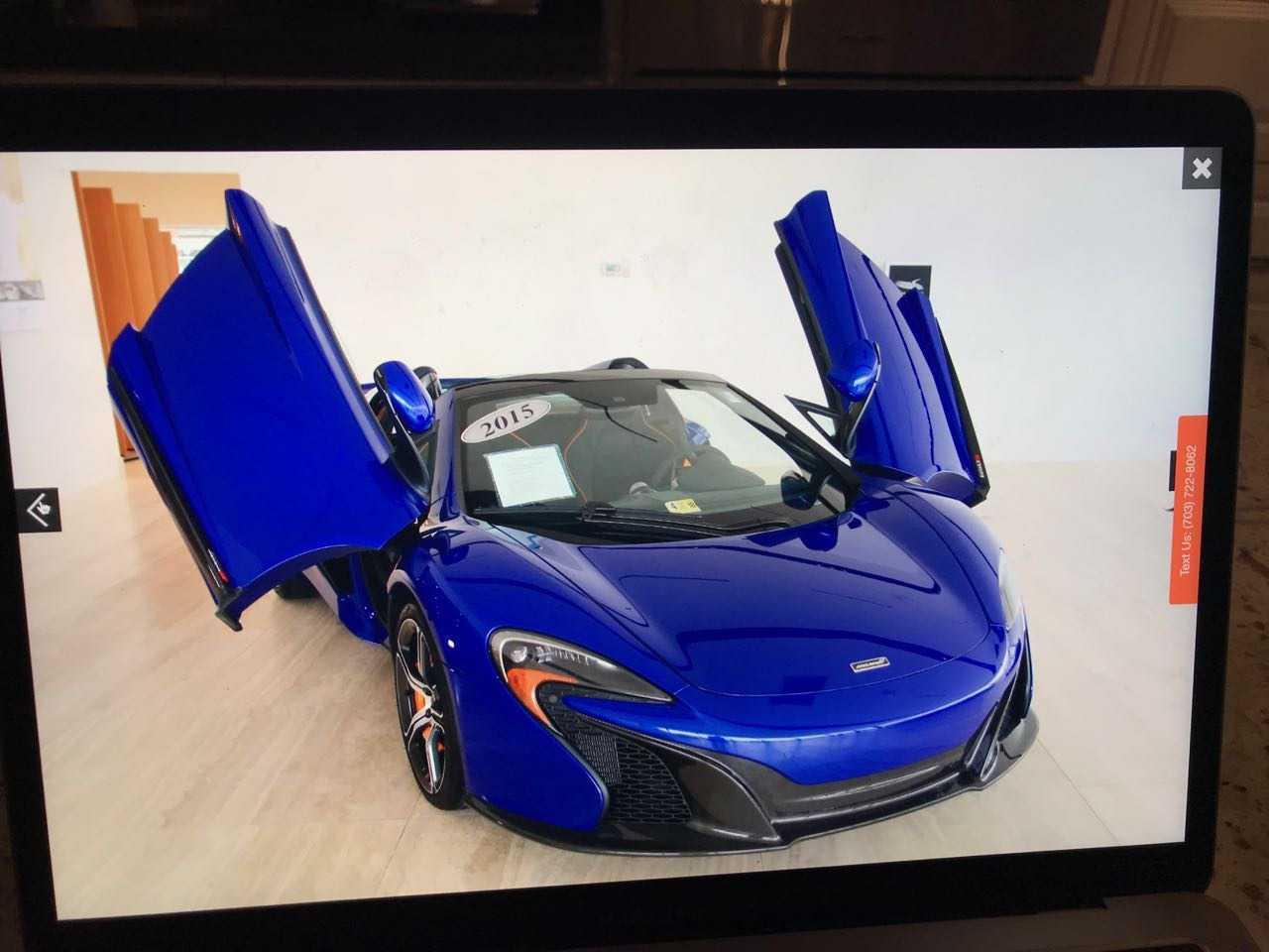 McLaren 650S 2015 $159000.00 incacar.com