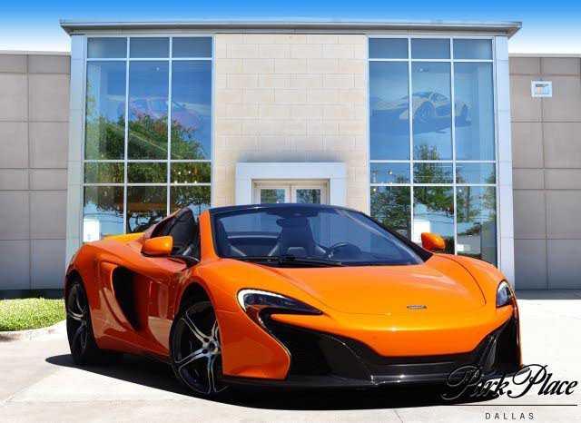 McLaren 650S 2015 $175900.00 incacar.com