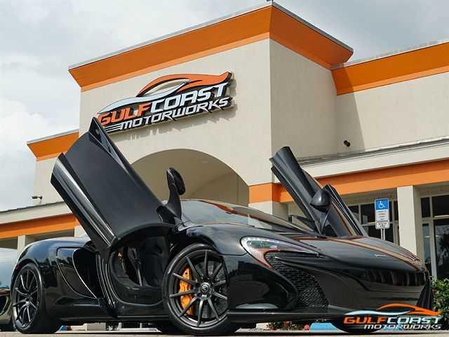 McLaren 650S 2015 $189995.00 incacar.com