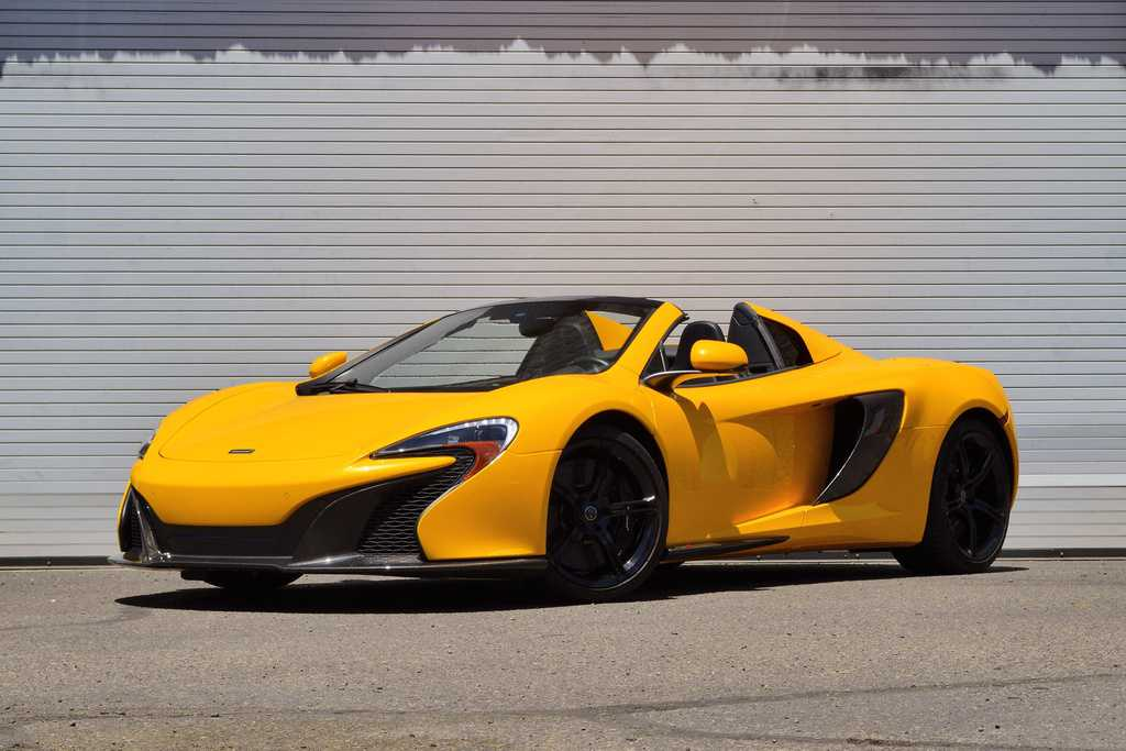 McLaren 650S 2015 $280225.00 incacar.com