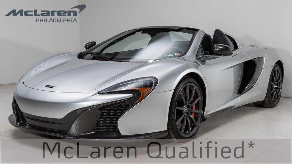 McLaren 650S 2015 $169900.00 incacar.com