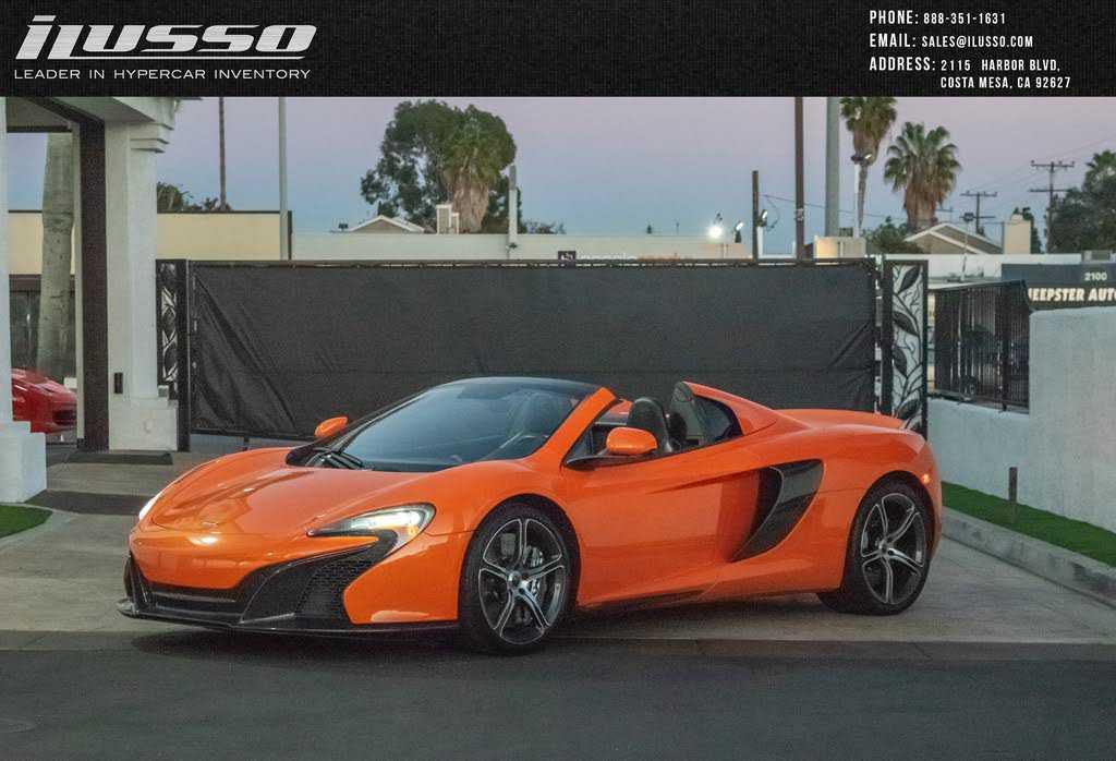 McLaren 650S 2015 $169990.00 incacar.com