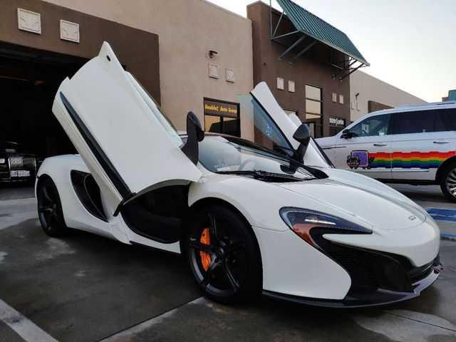 McLaren 650S 2016 $178000.00 incacar.com