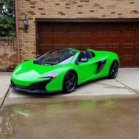 McLaren 650S 2016 $172951.00 incacar.com