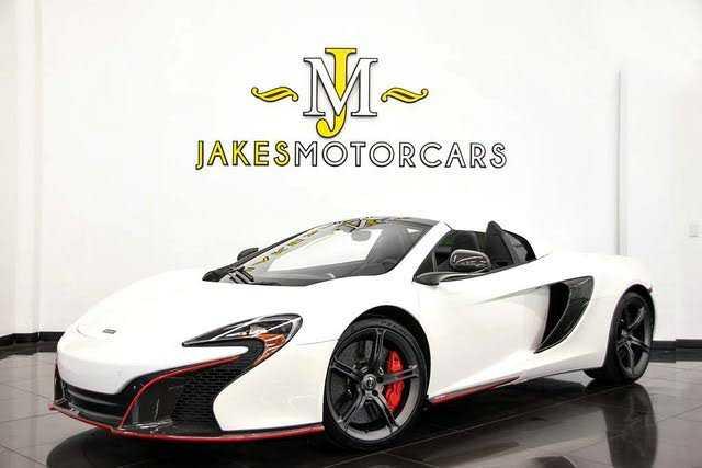 McLaren 650S 2016 $199888.00 incacar.com