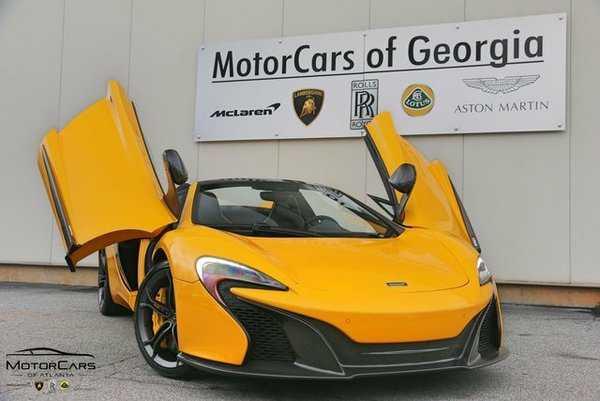 McLaren 650S 2016 $183500.00 incacar.com