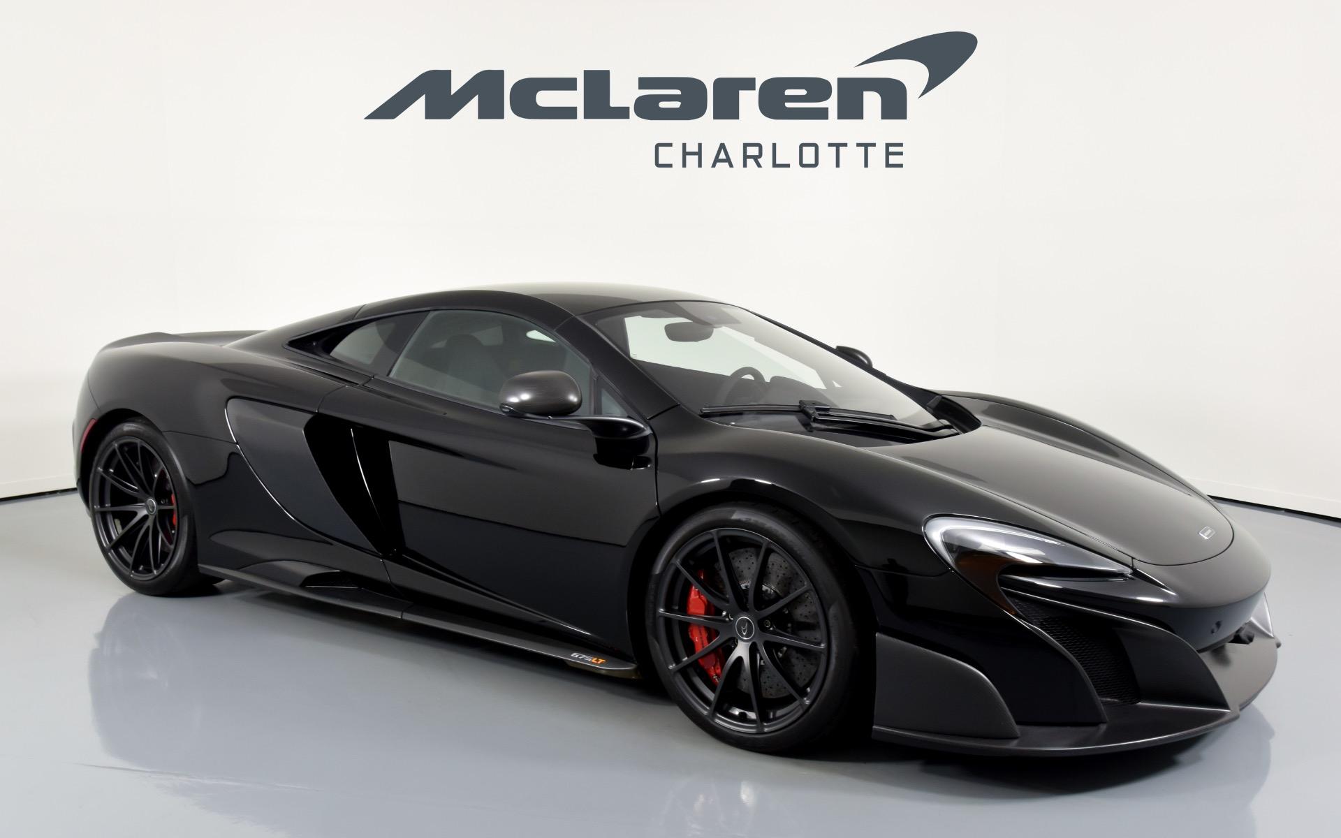 McLaren 675LT 2016 $242456.00 incacar.com